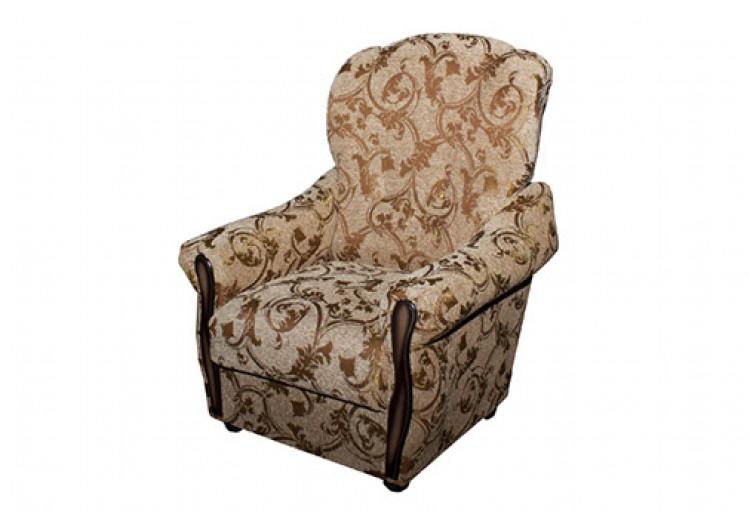 кресло уют золото