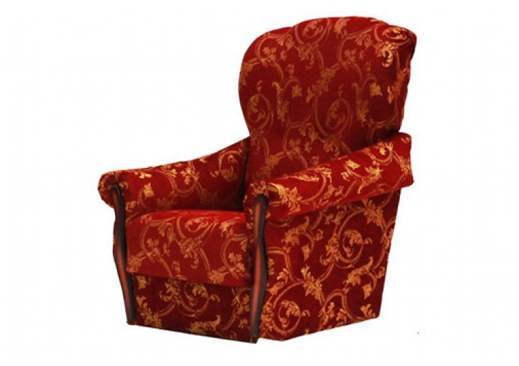 Кресло Уют бордо