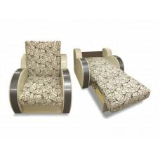 Виктория декор-3 аккордеон кресло-кровать
