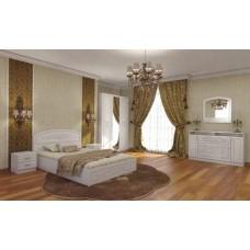 Спальный гарнитур Венеция № 1 Жемчуг