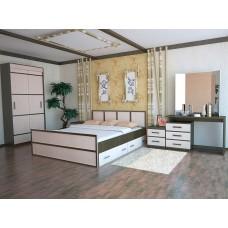 Спальный гарнитур Сакура лайт №2