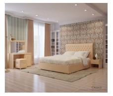 Кровать Уют Скала Oregon Pearlamutr 101