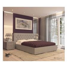 Кровать Венеция велюр Ameli 13