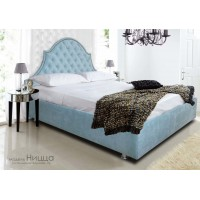 Кровать Ницца Velvet lux 84
