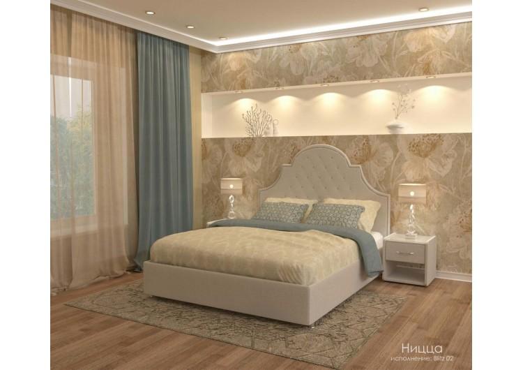 Кровать Уют Ницца blitz 02