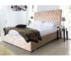 Кровать Уют Богема velvet lux 22