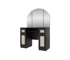 Стол туалетный с зеркалом Юлианна СТЛ.004.03-01