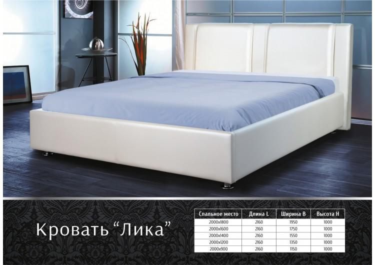Кровать Лика