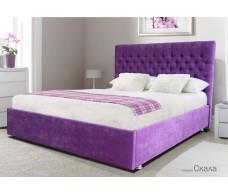 Кровать Уют Скала Velvet lux 32