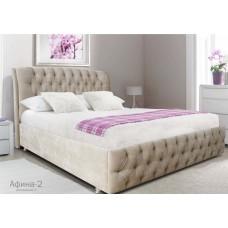 Кровать Уют Афина 2 velvet lux 22