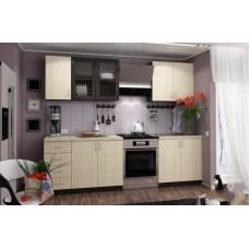 Кухня Татьяна (венге/ беленый дуб) 2,0 м