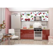 """Кухня Олива """"Вишня"""" 2.1 м"""