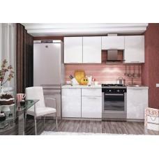 "Кухня ""Олива"" Белая 2,1 м"