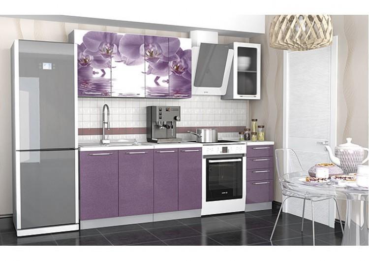 """Кухня """"София"""" Орхидея 1,8 м."""
