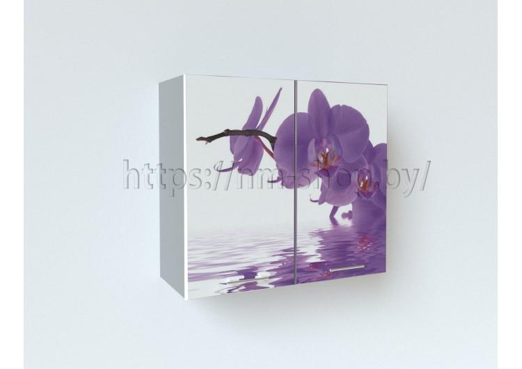 Фотопечать Орхидея Шкаф верхний ШВ 800