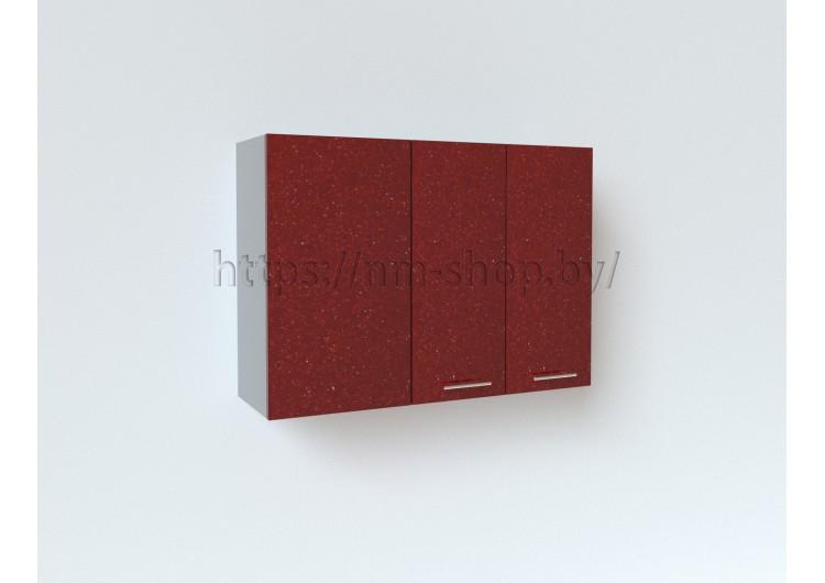 Шкаф верхний угловой прямой ШВУП 1000