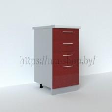 Шкаф нижний с ящиками ШНЯ/СЯ 400