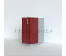 Шкаф нижний торцевой угловой правый СТ 400