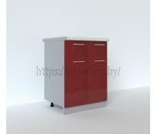 Шкаф нижний 2 ящика ШН2Я 600