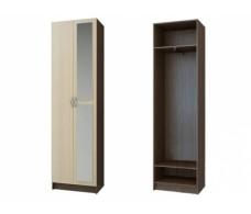 Шкаф 2 створчатый для прихожей Вега ШК-2 (Без Зеркала)