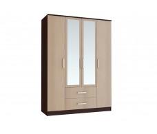 Шкаф 4-створчатый Камелия