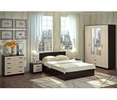 Спальня Ронда 1 венге/бел