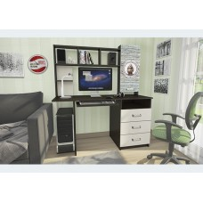 Стол компьютерный КС-002 (фотопечать)