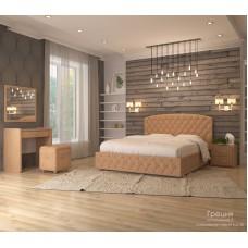 Кровать Уют Греция Velvet lux 22