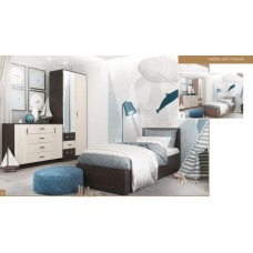 Спальный гарнитур  Ронда кидс 2
