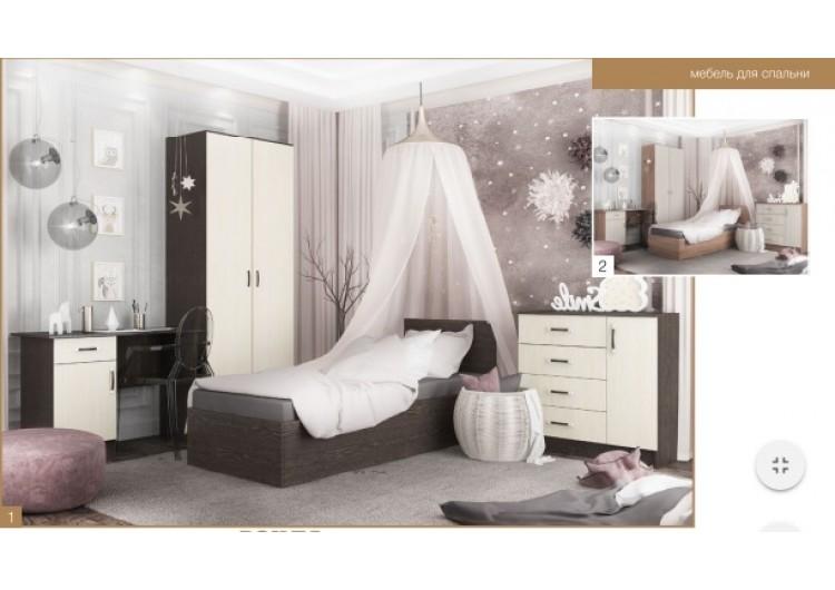 Спальный гарнитур  Ронда кидс 1