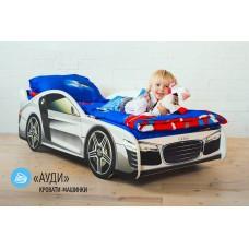 Детская кровать-машина Бельмарко «Ауди»