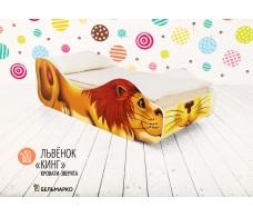 Детская кровать  «Лев - Кинг»