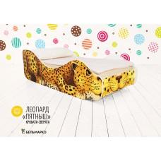 Детская кровать Бельмарко «Леопард - Пятныш»