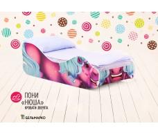 Детская кровать  «Пони - Нюша»