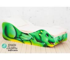 Детская кровать  «Дракон - Задира»