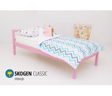 Детская кровать  Svogen classic лаванда
