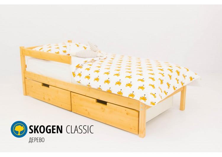 Детская кровать Svogen classic дерево