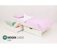 Детская кровать  Svogen classic белый