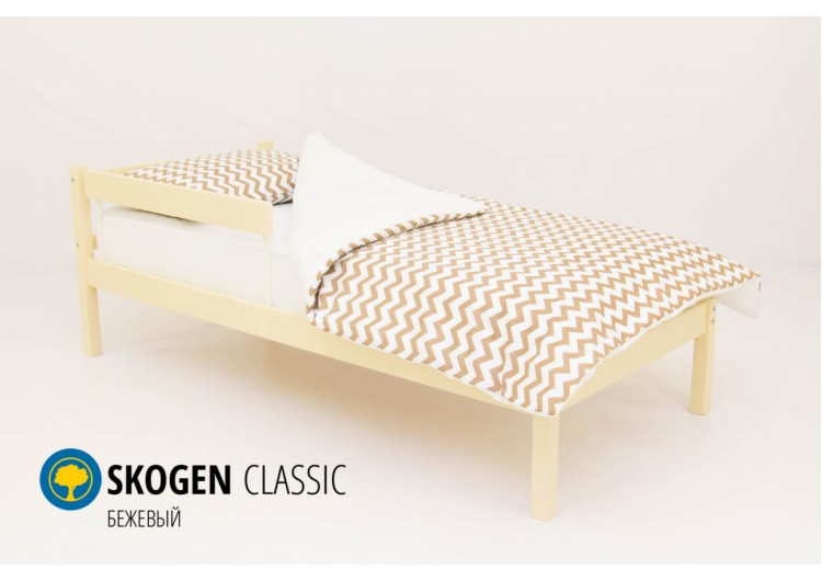 Детская кровать Svogen classic натура