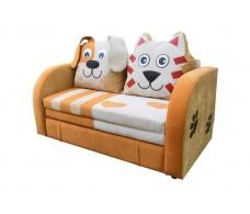 Диван для детской «Кот и Пёс»