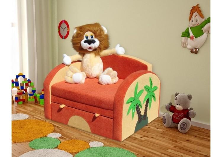 Диван для детской «Львёнок»
