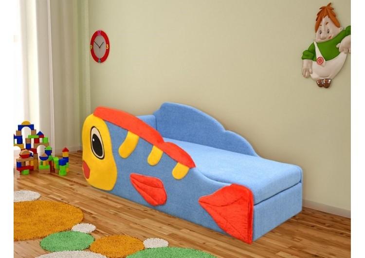 Диван для детской «Немо» (аппликация с 2-х сторон)