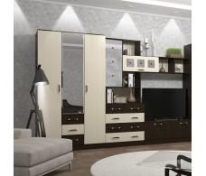 Гостиная ДСВ Мебель Белла 2 (Ронда)
