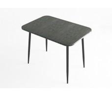 Стол обеденный ДСВ Мебель Титан черный